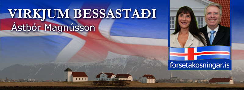 Ástþór Magnússon Wium - Hausmynd